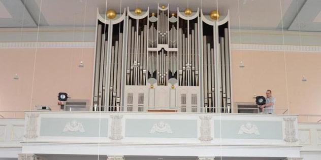 Späth-Orgel in St. Paul, Dinkelsbühl,© St. Paul, Dinkelsbühl