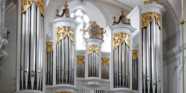 Hauptorgel St. Mang, Kempten,© St. Mang, Kempten