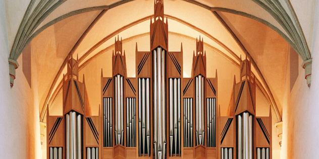 Orgel in St. Martin, Memmingen,© St. Martin, Memmingen