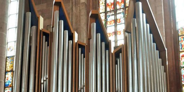 Die Orgel von St. Sebald, Nürnberg,© St. Sebald / Hans-Jörg Gemeinholzer
