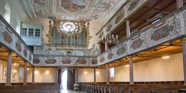 Oswaldkirche in Regensburg