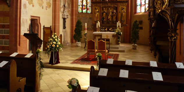 St. Peter- und Paul-Kirche in Poppenreuth (Fürth)