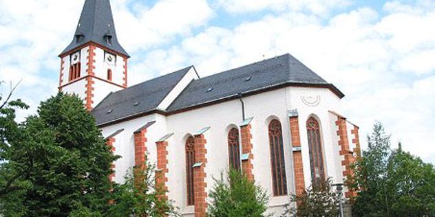 Pfarrkirche Pilgramsreuth