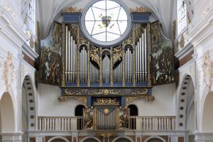 Orgel in St. Anna, Augsburg,© St. Anna, Augsburg