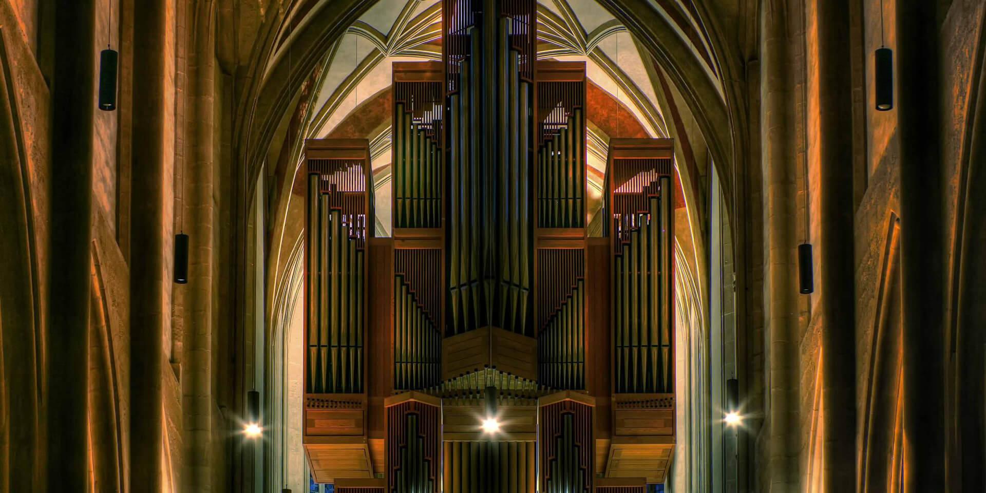 Rothenburg Rieger-Orgel St. Jakob
